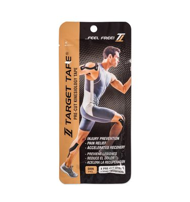 Cinta kinesiologica Target Tape blister piel