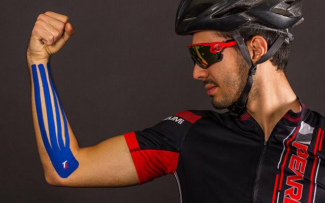 Target Tape Cinta Kinesiologica ciclismo