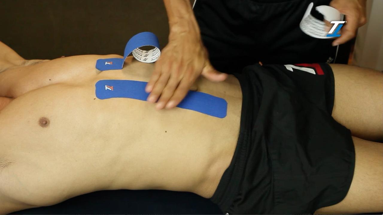 Fortalecimiento de abdomen | Target Tape